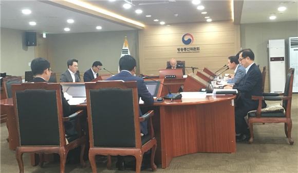 """방통위, 방발금 징수율 감경…""""방송 현실 반영해 부과해야"""""""