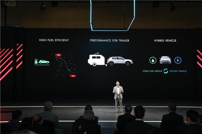 쌍용차, 2021년 1월 브랜드 최초 전기차 출시 '유력'