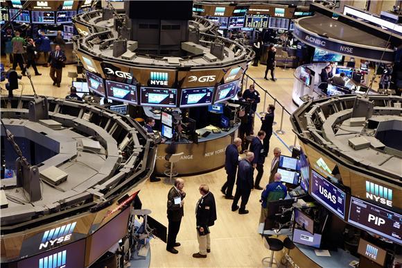 (뉴욕마감)무역협상 파열음에 실망…다우 0.59% 하락